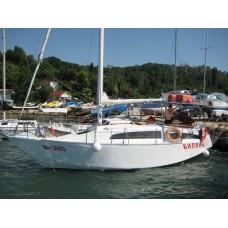 Яхта Биляна