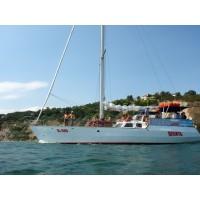 Яхта Десита